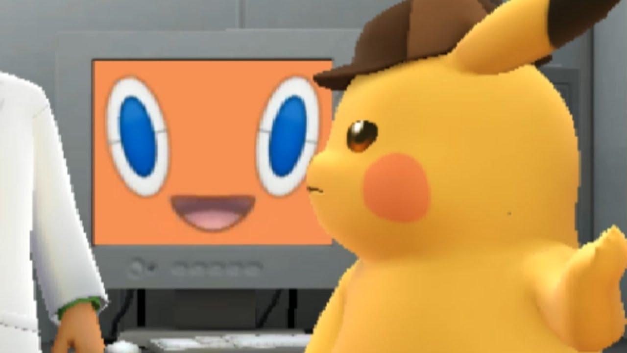 Detective Pikachu   Chapter 3 - Case 1: