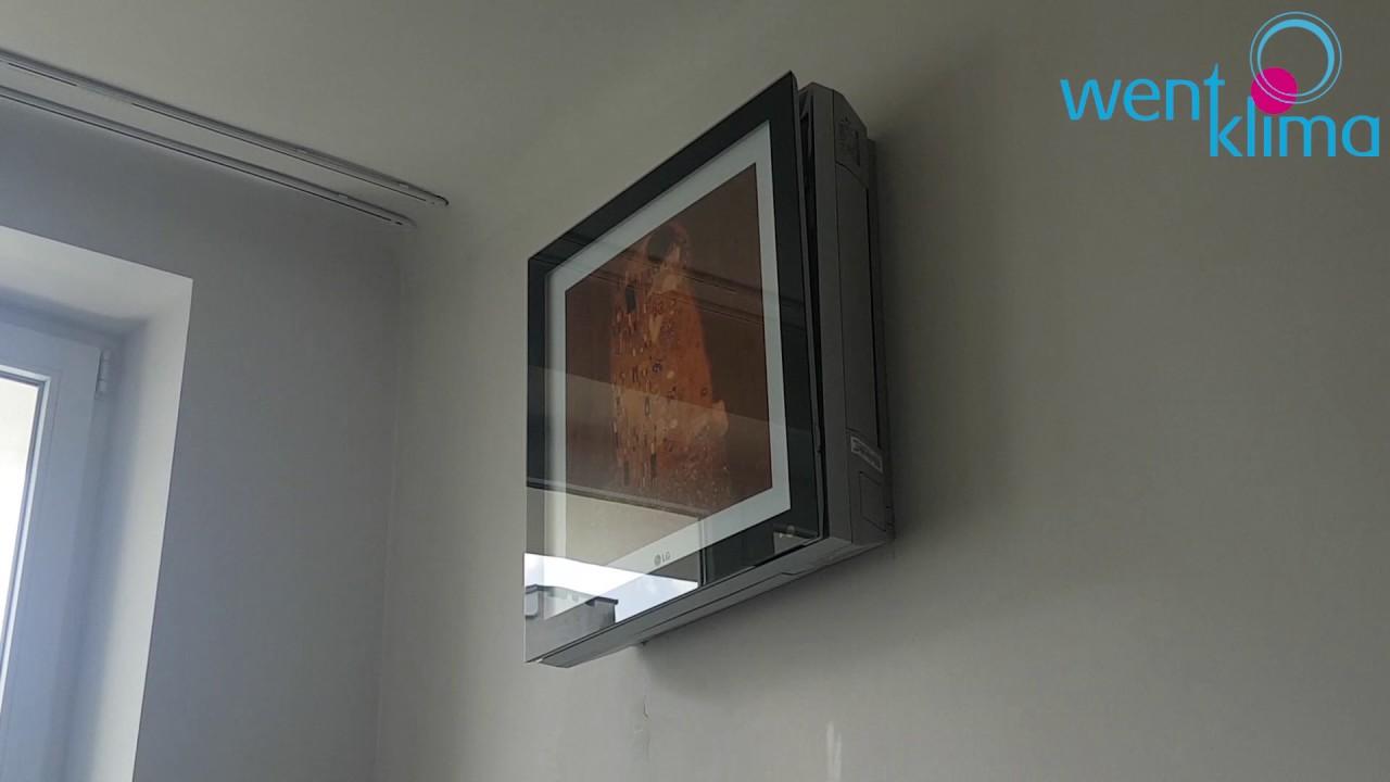 lg ma09ah1 artcool gallery youtube. Black Bedroom Furniture Sets. Home Design Ideas