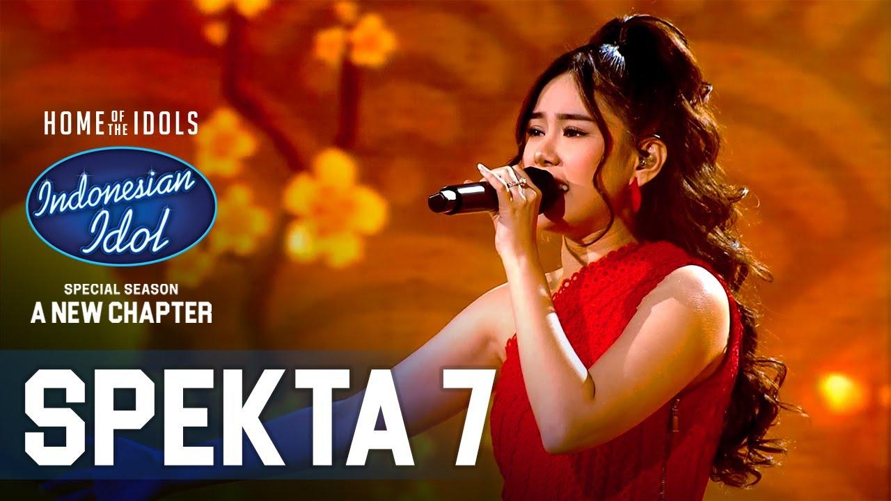 Download MELISA - HANYA RINDU (Andmesh Kamaleng) - SPEKTA SHOW TOP 7 - Indonesian Idol 2021