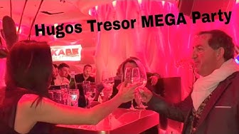 HUGOS TRESOR MUNICH - MEGA PARTY - || Antonios World