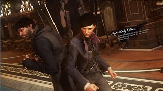 Dishonored 2 - 4k @ 60 PC - first 20min - maxed settings