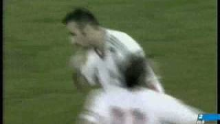 Görögország - Magyarország 2005.11.16 Kenesei Krisztián gólja