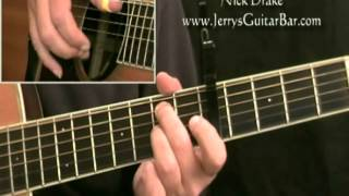 How To Play Nick Drake Fruit Tree intro only