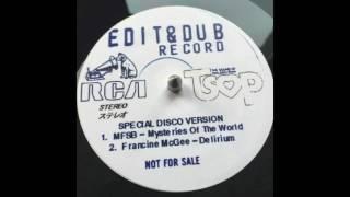 Various   – Special Disco Version Edit & Dub Record Tokyo Ltd.   – ...