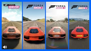 Forza Horizon 4 vs Older Forza Horizon