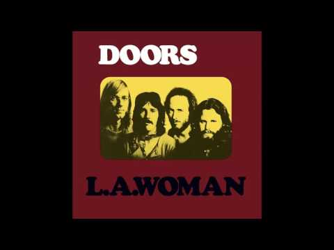 L'america - The Doors (lyrics)