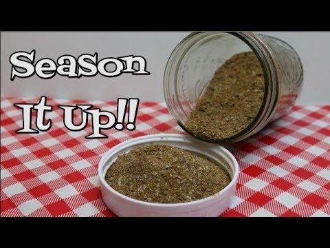 Steakhouse Style Seasoning ~Tasty Steak Seasoning Recipe ~ Homemade Spice Blend ~ Noreen's Kitchen