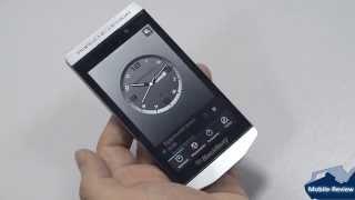 Видеообзор BlackBerry Porsche Design