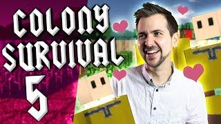 I LOVE MY GUYS | Colony Survival thumbnail