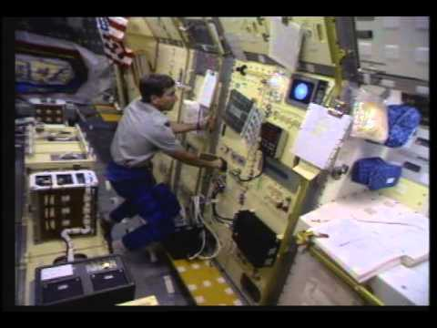 STS-73 Mission Highlights Resource Tape