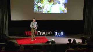 Vzepřít se osudu: Tomáš Slavata at TEDxYouth@Prague