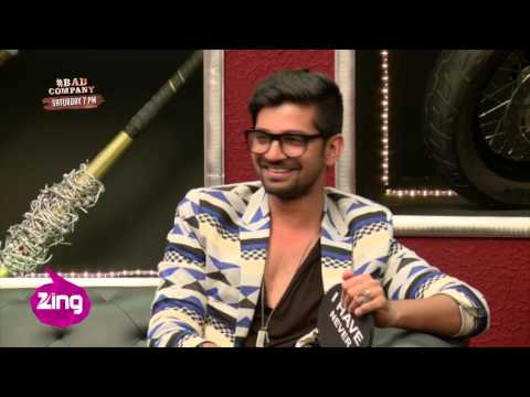 #Bad Company - S01 Ep08 - Shaleen Malhotra and Vishal Singh! - Sneek-Peek