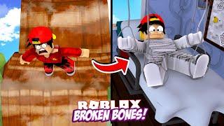 ROBLOX - BROKING EVERY BONE IN MY BODY... à nouveau!