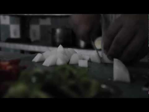 Myanmar Cooking Classes - Pasta with veggies