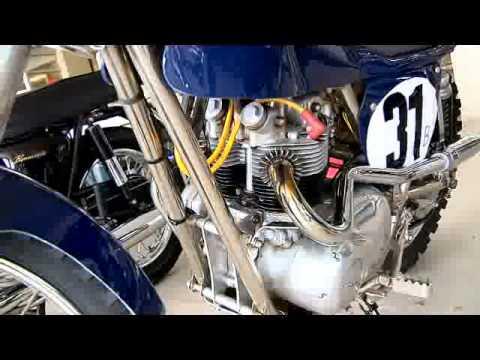 1968 Rickman Triumph