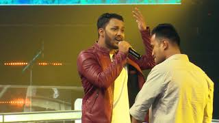 "Pritesh & Bibek - ""Bhatkiyeka Je Hola"" - Battle Round - The Voice of Nepal 2018"