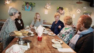 Waking Up Healed - Thanksgiving Tea at Thistle Farms