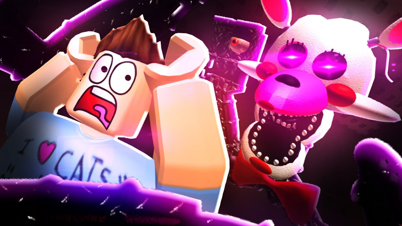 mangle   - fnaf pizzeria tycoon in roblox