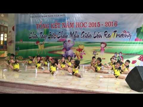 Be khoe be ngoan   MN  Tan Son