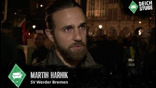 "Demo gegen Rechts in Bremen – Werder-Profi Harnik: ""Die Sache ist wichtig!"""