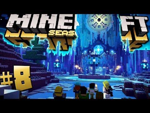 OLAF CI PORTA NEL PALAZZO DI FROZEN - Minecraft: Story Mode 2 ITA #8 - Episodio 2