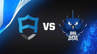 Team AURORA ( AUR ) vs BAUSuperMassive eSports ( SUP ) 1. Maç | 2018 VFŞL Kış Mevsimi Yarı Finali