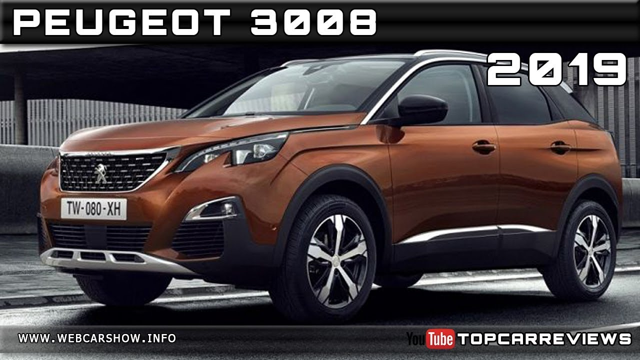 2019 peugeot 3008 review rendered price specs release date. Black Bedroom Furniture Sets. Home Design Ideas