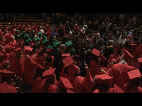 Bow Valley College - Spring Graduation 2017