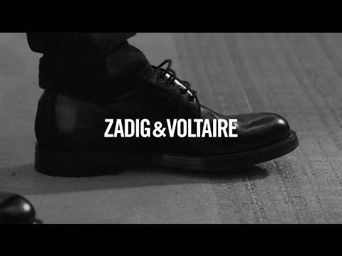 Spring Summer 17 Men Fashion Campaign starring Anwar Hadid | Zadig & Voltaire