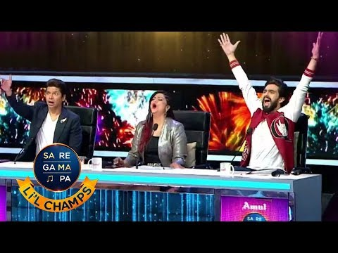 SAREGAMAPA Little Champs - 17th March 2019   Zee Tv SAREGAMAPA Little Champs Latest Update 2019
