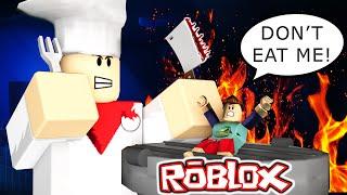 Roblox / Murder Mystery 2 / I GET EATEN ALIVE!