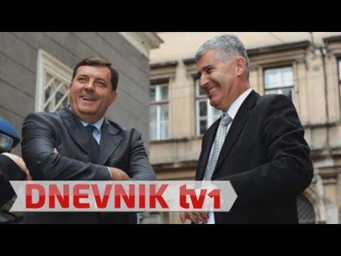 Čović i Dodik o posjeti Erdogana BiH