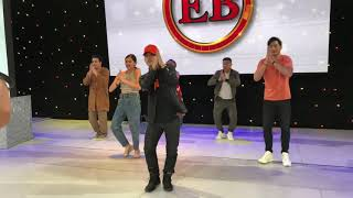 Marikit dance challenge with EB Dabarkads | Mannex Manhattan