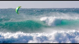 At Capo [waves kitesurfing short video]