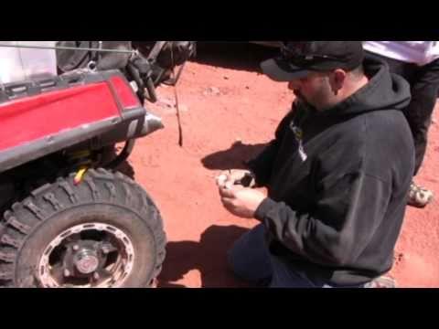 How To Plug an ATV or UTV Tire