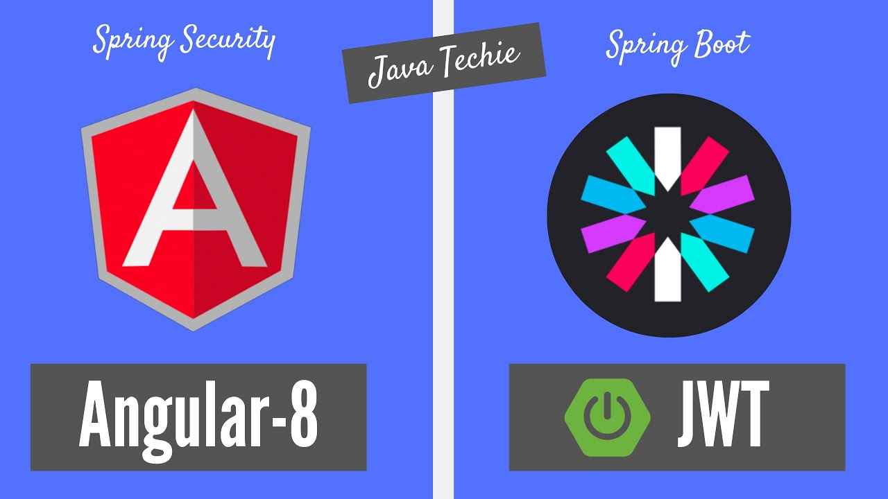 Angular + Spring Boot JWT Authentication Example