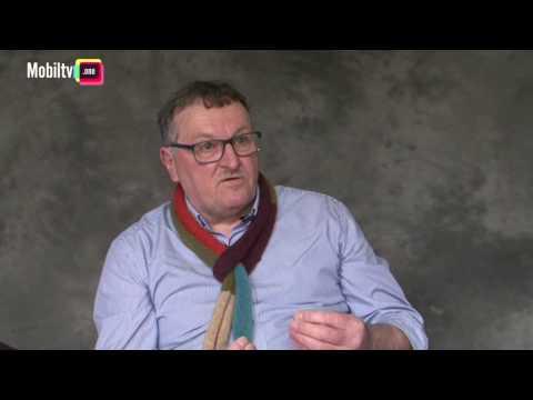Døden er et tabuemne i Danmark, siger kunstmaler Poul Erik Bermann / Frederiksberg Mobil TV