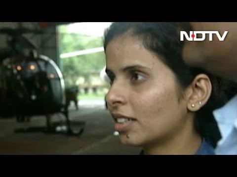 The Ndtv Story That Inspired Gunjan Saxena The Kargil Girl Youtube