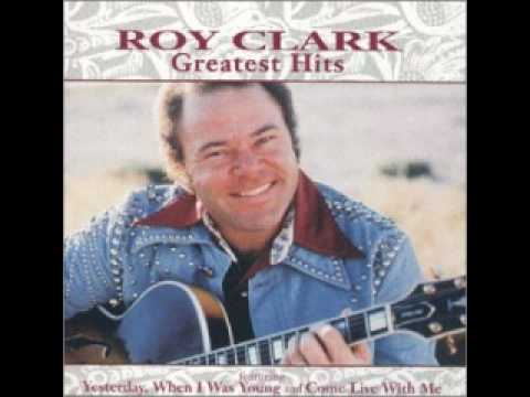 """ROY CLARK - """"COME LIVE WITH ME"""" (1973)"""
