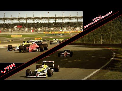 UTR Highlights Finale (Bahrain/Brands Hatch)