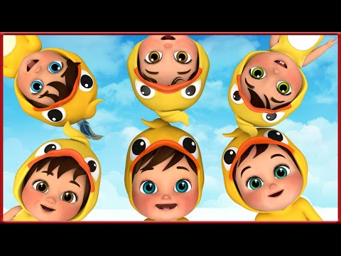 six-little-ducks-l-nursery-rhymes-&-kids-songs---banana-cartoon-[hd]