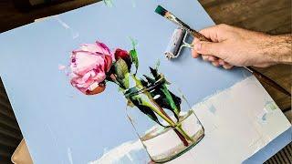 This is How I Mąke Paintings look MODERN & FRESH!