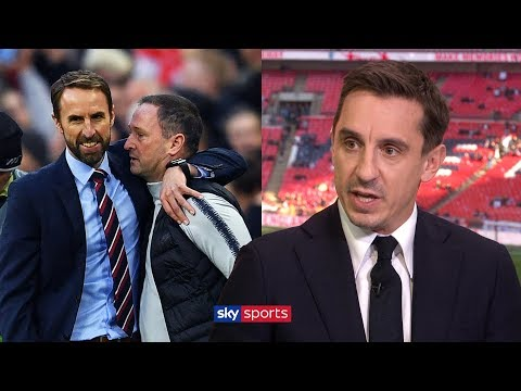 Gary Neville praises Gareth Southgate for giving England an identity