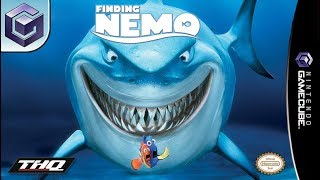 Longplay of Disney/Pixar Finding Nemo