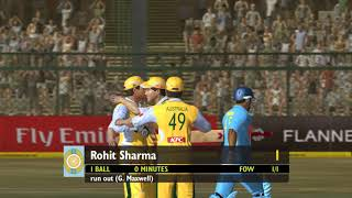 Ashes Cricket 2009   India Vs Australia Gameplay