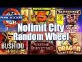 Nolimit City Random Wheel, How Many Bonuses Can We Get + More + Community BIG WINS!!