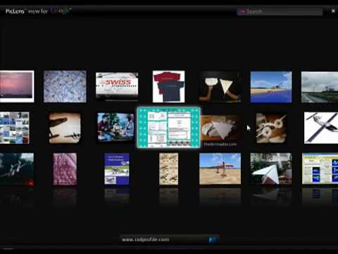 QUICK LOOK: The PicLens Plug-in