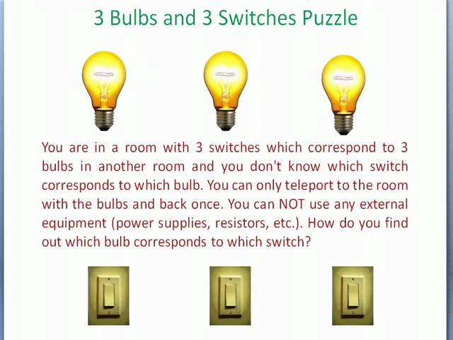 Perfect One Light Three Switches Collection - Electrical Circuit ...