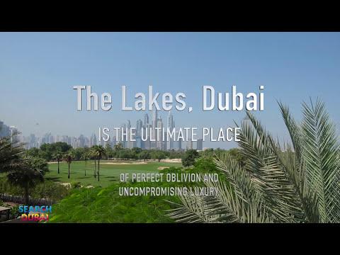 5,000,000$ Villa For Sale: 6 BDR Hattan Villa in The Lakes, Dubai