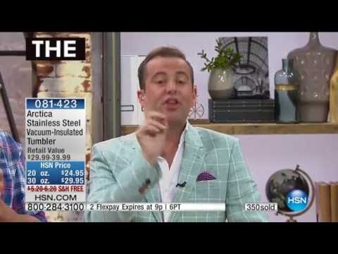 HSN | The Monday Night Show with Adam Freeman 08.01.2016 -7 PM